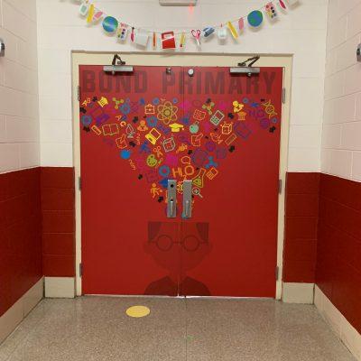 Bond Primary Doors
