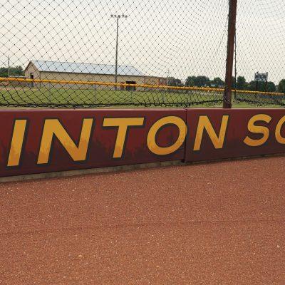 Clinton HS Softball
