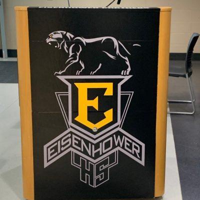 Eisenhower Podium